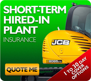 Short Term Hire Insurance