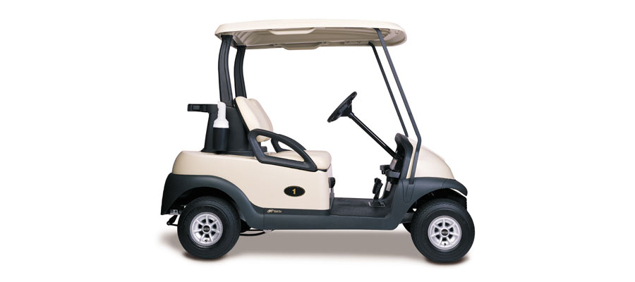 Golf Event Vehicles